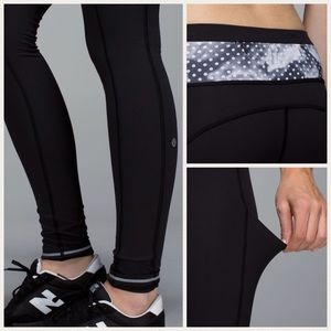 862545a78e5f92 lululemon athletica Pants - Lululemon Speed Tight II (Brushed) - Dottie  Dream